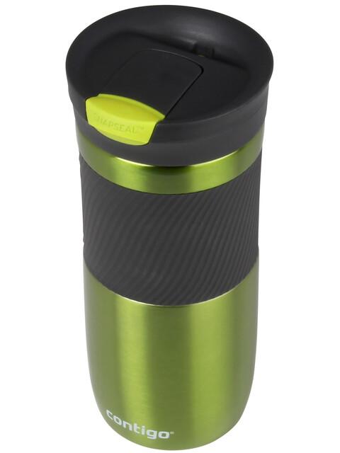 Contigo Snapseal Byron 16 Drikkeflaske 470ml grøn